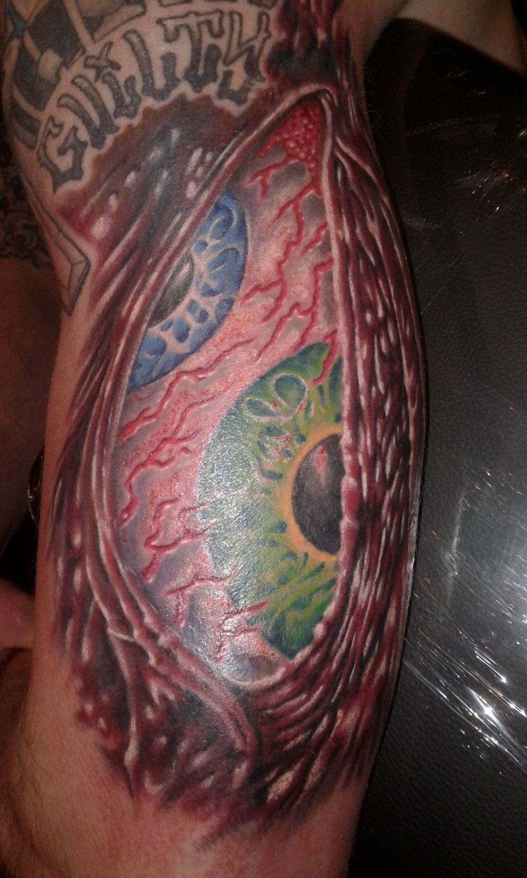 Tattoo 22 — Clay Walker