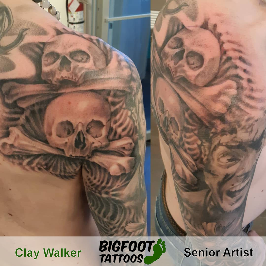 Cathedral Skulls — Clay Walker